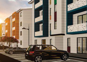 Apartamente ParkGiroc