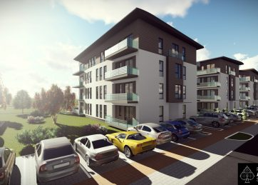 Ansamblul rezidențial Vivere 1